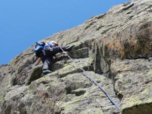 Wendenhorn Ski- und Klettertour