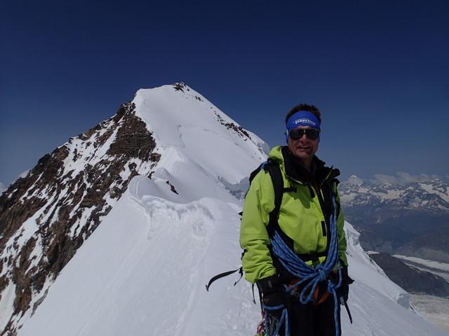Monte Rosa: Zumsteinspitze – Lyskamm Plus