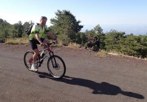 Biketour Parco dell'Etna
