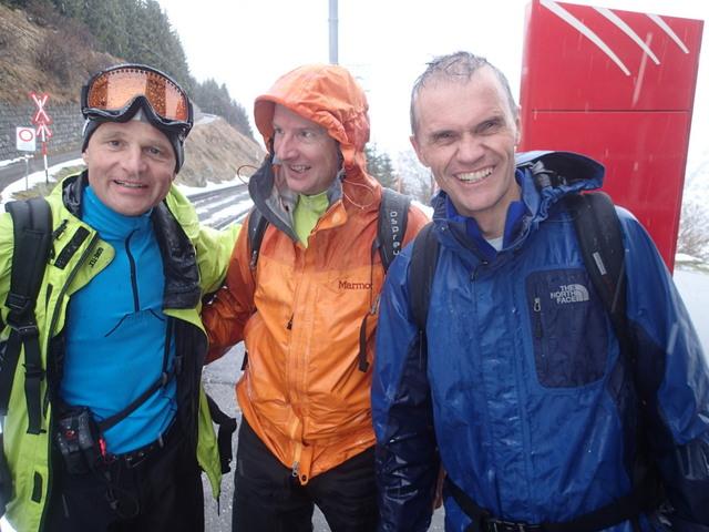 Pazolastock und Piz Cavradi Dani50 Tour
