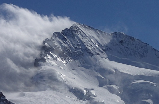 Dôme de Neige des Ecrins (Versuch) – Col Emile Pic – Ref. de l'Alpe