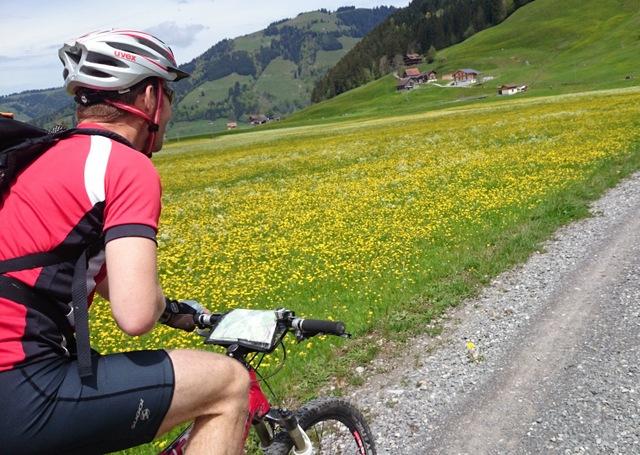 Biketour Einsiedeln Wildegg