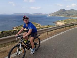 Bike Sardegna: Teulada