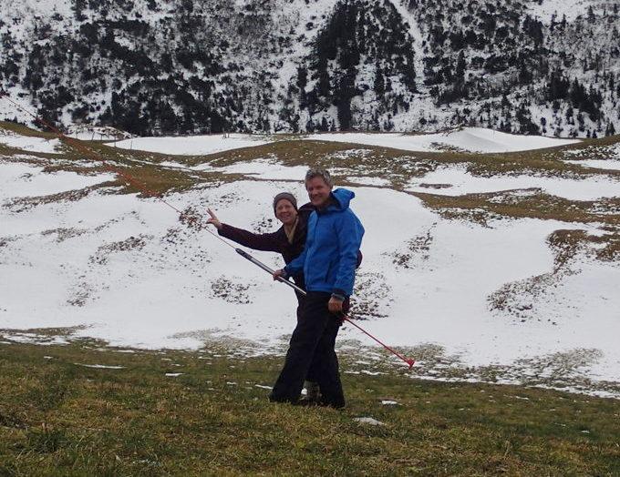 Klettersteig Bälmeten : Haldi weihnachten chregublog