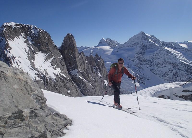 Klettersteig Bälmeten : Sattelhoren chly ruchen chregublog