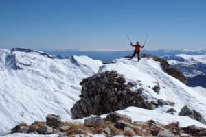 Monte Eighier – Monte Cervèt