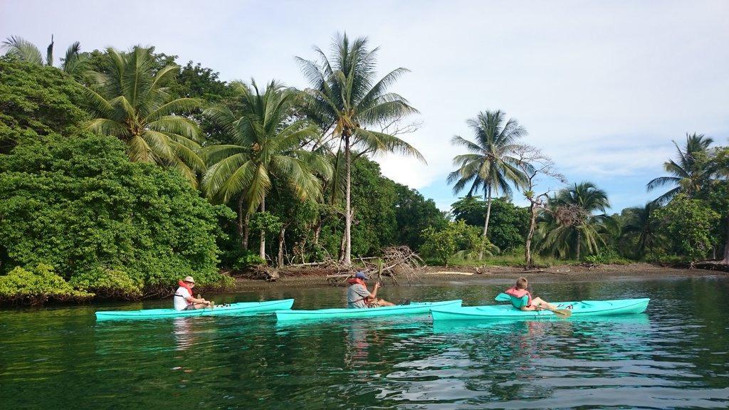 Danta Lodge Seilpark und Kanutour Costa Rica