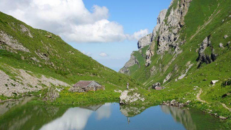 Schäfler – Blauschnee – Säntis – Lisengrat