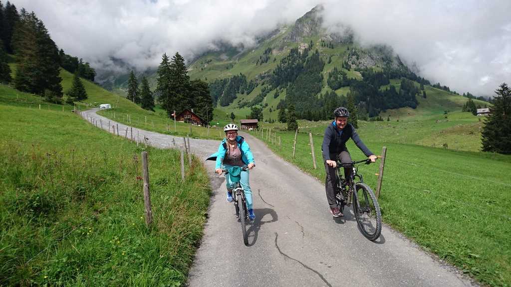 Trübsee Bike