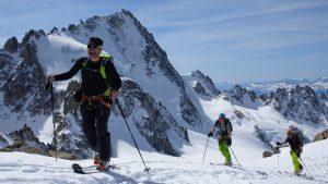 Col du Chardonnet – Petite Fourche