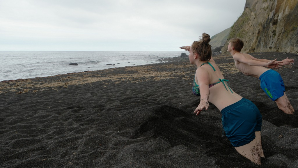 Saõ Miguel Azoren:  Maia – Praia da Viola