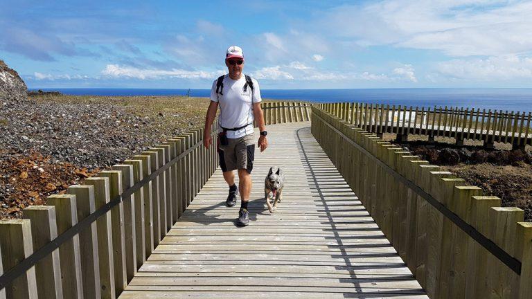 Santa Maria Azoren: Vila do Porto Küstenwanderung