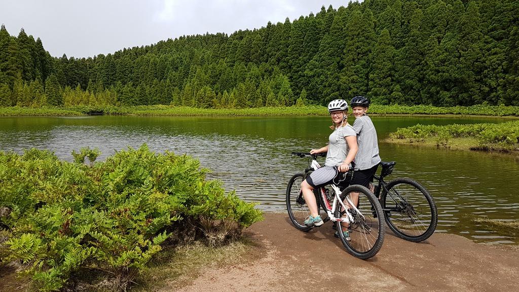 Saõ Miguel, Azoren: Sete Cidades Bike