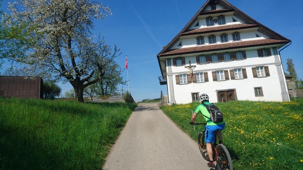Single Trails rund um Hochdorf