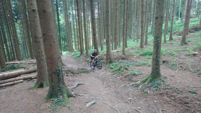 Michaelskreuz – Chiemen Bike mit Aurelio