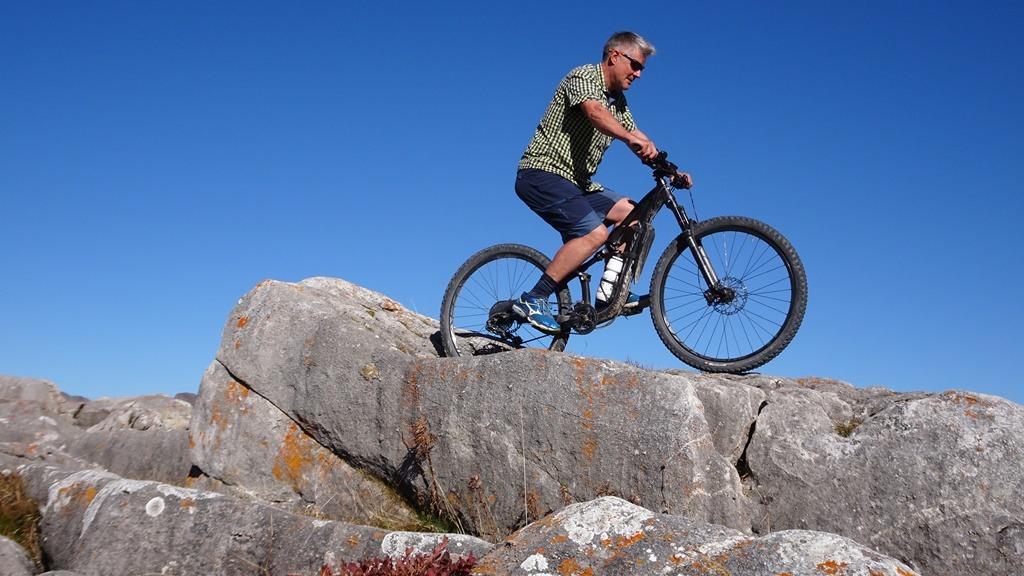 Tschiertschen – Runcalier – Joch Bike
