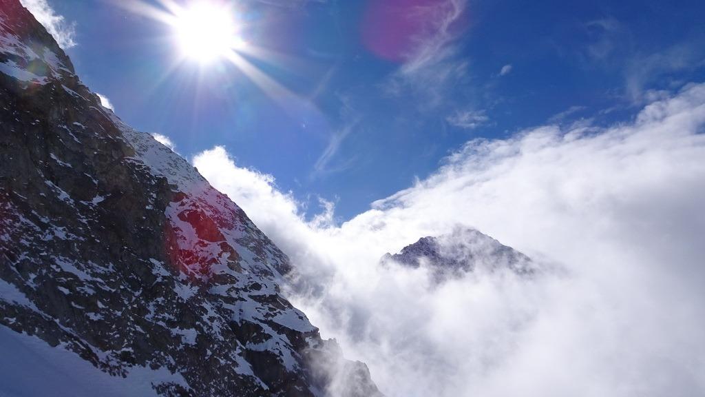 Oberalpstock Bächenfirn
