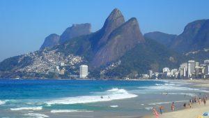 Rio de Janeiro:  Morro Dois Irmãos
