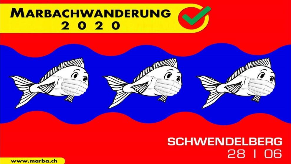 Marbachwanderung 2020 Schwendelberg