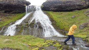 Island: Engidalur-Tal in Ísafjörður und Bæjarfell in Drangsnes